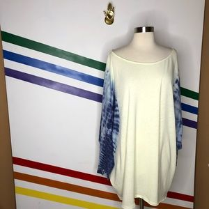 NEW We the free soft tunic oversized top